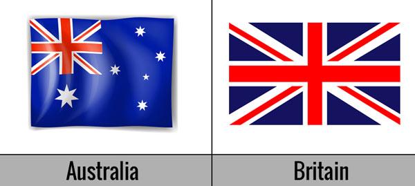 Britain Vs Australia
