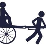 rickshaw for people